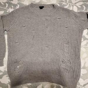 Rue21 destroyed sweater